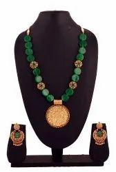 SPJ013 Assembled Antique Brass Beads Pendants