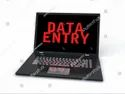 DOMESTIC DATA ENTRY WORK