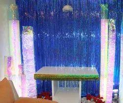 Christmas decoration Curtains