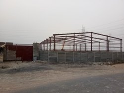 MS Prefabricated Building Structures
