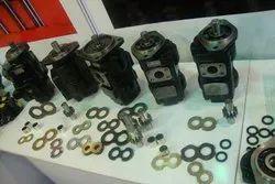 JCB Hydraulic Pump Repairing Service