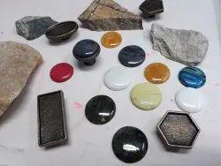 Mix Natural Gemstones Fancy Customize Shapes & Sizes