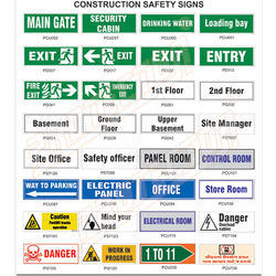 Construction Signs - Construction Zone Sign Latest Price