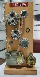 Brass Europa Lock Sets