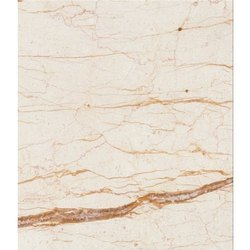 White Imported Marble, Thickness: 18 mm, Slab