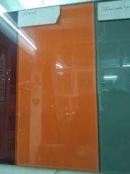 Laker Organge Glass
