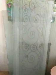 Acid Worked Glass