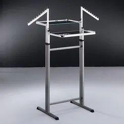 Hanging Cum Shelf Rack