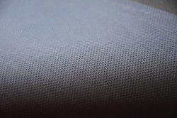 Zigzag Polyester Coated Fabric