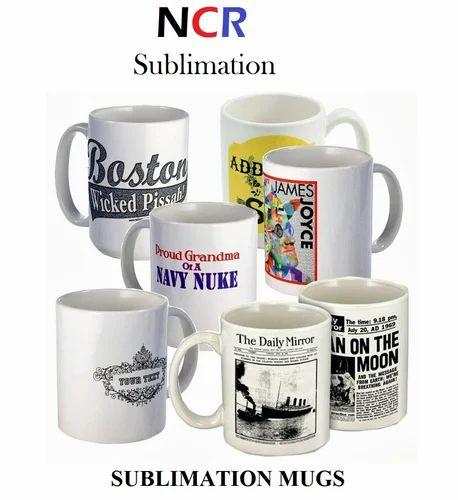 Sublimation Blank Mugs