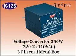 K-123 Step Down Voltage Converter