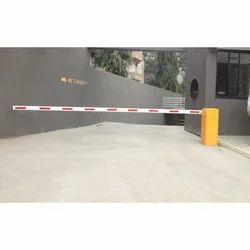Semi Automatic Boom Barrier