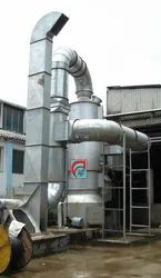 Wet Scrubber Chemical Industries
