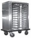 Stainless Steel Food Trolley