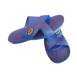 Blue Color Slipper