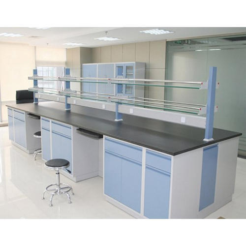 H Frame Lab Bench Lab Benches Prime Equipments And Supplies India