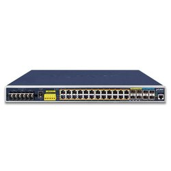 IGS-6325-24P4X Industrial Managed Ethernet Switch