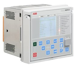 ABB Make RET615 Transformer Differential Protection Relay