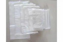 LDPE Zip Lock Bags