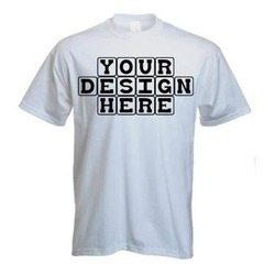 Cotton T Shirt Printing Services