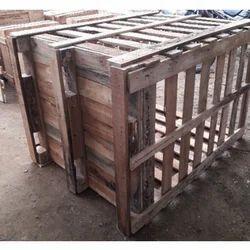 Teak Wooden Pallet Box