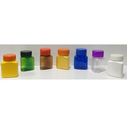 40 CC Pet Triangular Jar