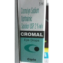 Cromal Eye Drops, For Clinical And Hospital