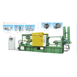 Cold Chamber Die Casting Machine