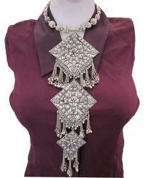 Chunky Statement Necklace Choker Fashion Jewelry