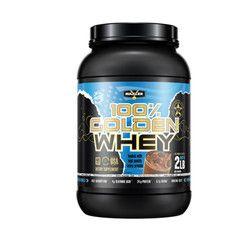 Maxler 100% Golden Whey Powder