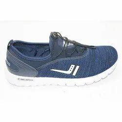 Sports Wear Blue Men Calcetto Casual
