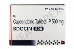 Bdocin 500mg Tablets