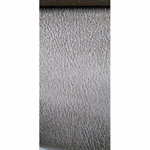 Plain Pu Leather Sofa Fabric