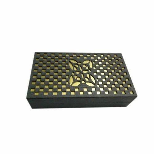 Cardboard Embroidered LED Bangle Box