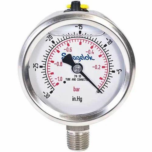 Vacuum Gauge Services And Calibration