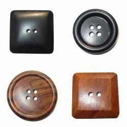 Wooden Button