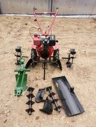Pbw531 2 tynes Cultivator Machine, Size: Medium