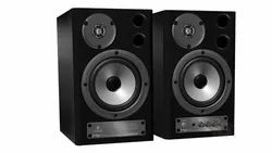 Black Speakers Audio Systems