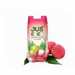 Tendo, Juscoco Fresh Litchi Juice With Coconut Water Drinks, Packaging Type: Carton