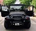 Mahindra Crde Engine Modified Thar Jeep, Vehicle Model: 2010