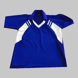 Mens Plain Sports T Shirts