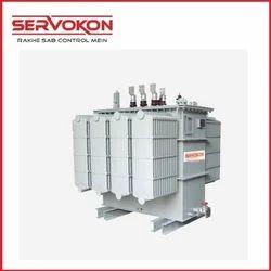 Three Phase Servokon Isolation Transformer, Power: Up To 500 kVA