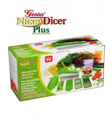 Plastic Nicer Dicer Plus Multi Vegetable Chopper Packaging Type Good Packing Rs 350 Piece Id 9305017033
