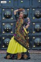 Garba Navratri Lehenga Choli Dress