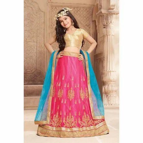 531592cba3 Party Wear Girls Net Designer Lehenga Choli, Rs 1950 /piece   ID ...