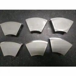 Stainless Steel Turbine Thrust Pads, Weight: 20 Kgs