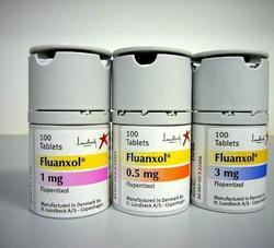 Fluanxol 1 mg/0.5 mg/3 mg Tablets