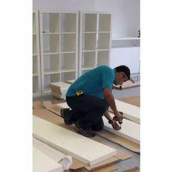 Bedroom Wardrobe Installation Service