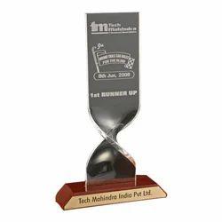 Customised Acrylic Trophy