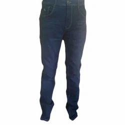 Regular Fit Casual Wear Blue Men Jeans